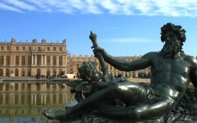Poseidon at Versailles